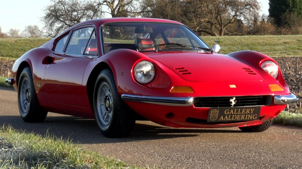 The Ice Queen: Ferrari Dino